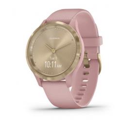 Smartwatch Garmin Vivomove 3S Dourado Claro/Rosa Pó
