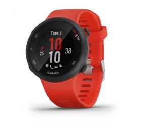 Smartwatch Garmin Forerunner 45 Vermelho Lava