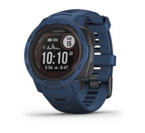 Smartwatch Garmin Instinct Solar Azul Tidal