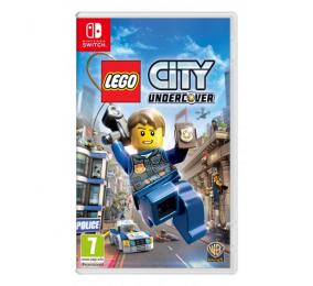 Jogo Nintendo Switch Lego City Undercover
