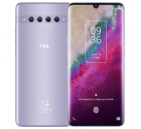 "Smartphone TCL 10 Plus 6.47"" 6GB/64GB Dual SIM Cinzento"