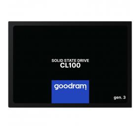 """SSD 2.5"""" GOODRAM CL100 480GB 3D TLC SATA"""