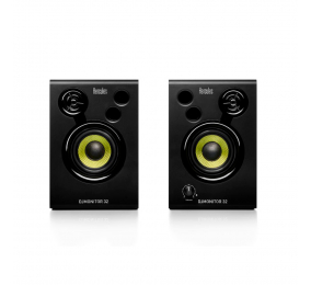 Colunas DJ Hercules DJ Monitor 32 60 watts