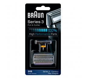 Recarga Braun 31S para Series 3 / 5000