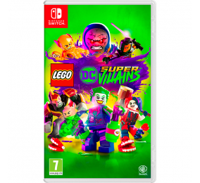 Jogo Nintendo Switch Lego DC Super Villains