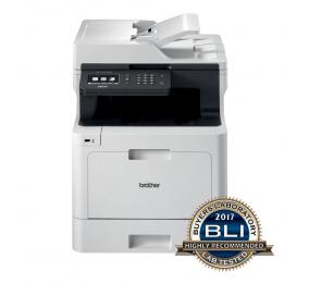 Impressora Multifunções Brother DCP-L8410CDW Laser Wireless