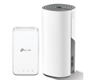 Router TP-Link AC1200 Whole Home Mesh Wi-Fi Deco E3 (2-pack)