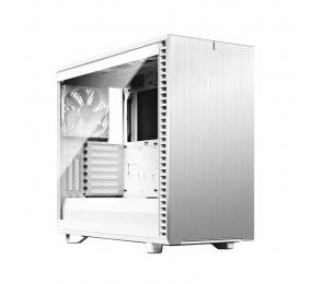 Caixa Extended-ATX Fractal Design Define 7 Branca Clear Tempered Glass