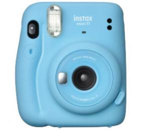 Máquina Fotográfica Instantânea Fujifilm Instax Mini 11 Azul