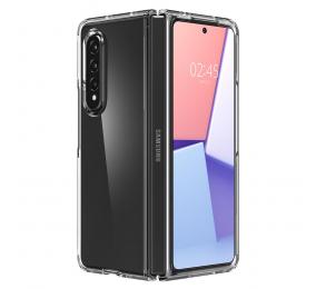 Capa Spigen Galaxy Z Fold 3 Case Ultra Hybrid Crystal Clear