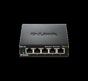 Switch D-Link DGS‑105 5-Port Gigabit Unmanaged Desktop