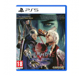 Jogo PS5 Devil May Cry 5 (Special Edition)
