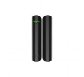 Contato Magnético Ajax DoorProtect Plus c/ Deteção de Inclinação/Vibração/Impacto Preto
