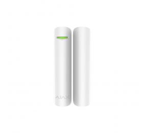 Contato Magnético Ajax DoorProtect Plus c/ Deteção de Inclinação/Vibração/Impacto Branco