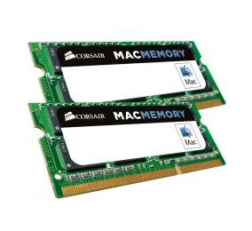 Memória RAM SO-DIMM Corsair 8GB (2x4GB) DDR3-1066MHz para MAC