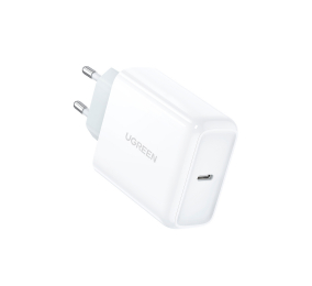 Carregador UGREEN CD207 Type-C 45W Fast Charger Branco