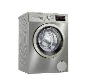 Máquina de Lavar Roupa Bosch Serie   6 WAU24S5XES 9kg 1200RPM A+++ Inox