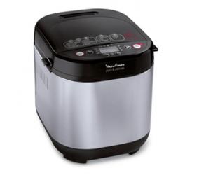 Máquina de Fazer Pão Moulinex Pan & Delices
