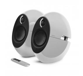 Colunas Edifier e25HD 2.0 Bluetooth Brancas