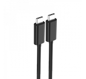 Cabo Ewent EC1035 USB Type-C p/ Type-C 1m Preto