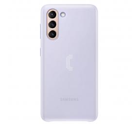 Capa Samsung Smart LED Cover Samsung Galaxy S21 Violeta