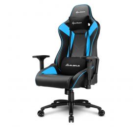 Cadeira Gaming Sharkoon Elbrus 3 Preta/Azul