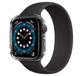 Case Spigenthin Fit Apple Watch 4/5/6/Se (40Mm) Crystal Clear