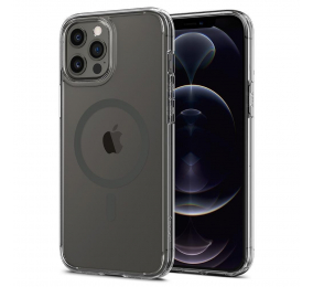 Capa Spigen Ultra Hybrid MagSafe iPhone 12 Pro Max Pacific Blue