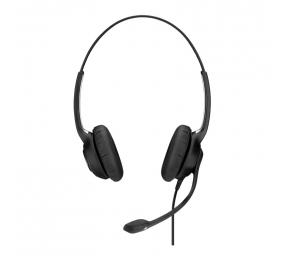 Headset Sennheiser EPOS Impact SC 260 USB MS II Series Preto