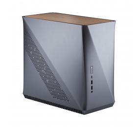 Caixa Mini-ITX Fractal Design Era ITX Cinzenta / Carvalho