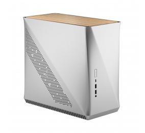 Caixa Mini-ITX Fractal Design Era ITX Branca / Carvalho