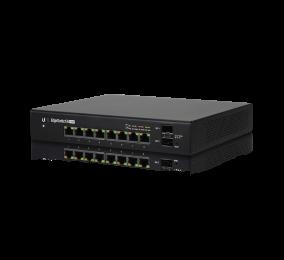 Switch Ubiquiti ES-8-150W EdgeSwitch 8 150W