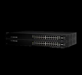 Switch Ubiquiti ES-24-250W EdgeSwitch PoE+ 24 -Portas (250W)