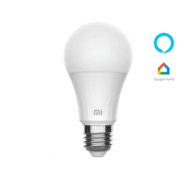 Lâmpada Xiaomi Mi Smart LED Bulb (Warm White) Wi-Fi 9W E26-E27