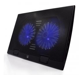 "Base Ewent Notebook Cooling EW1257 c/ 4 x USB até 17"""