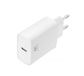 Carregador Ewent EW1320 USB-C 20 Watts 3.0A Branco