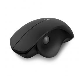 Rato Ewent EW3151 Ergonomic Thumb Scroll Wireless 1600DPI Preto