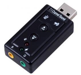 Placa de Som USB Ewent EW3762 7.1