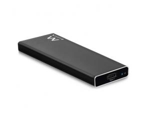 Caixa Externa M.2 Ewent Portable USB-C 3.1 Gen2 NVMe SSD