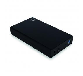 """Caixa Externa 3.5"""" Ewent EW7056 USB 3.1 Gen 1 (USB 3.0) SATA HDD/SSD Preta"""