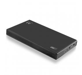"""Caixa Externa 2.5"""" Ewent EW7033 USB 3.1 Gen 1"""