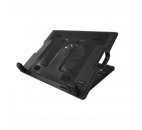"Base Ewent Notebook Cooling EW1258 c/ 2 x USB até 17"""