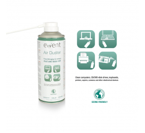 Spray Eliminador de Pó Ewent EW5601 400ml