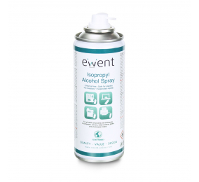 Spray Álcool Isopropílico 70% Ewent EW5611 400ml
