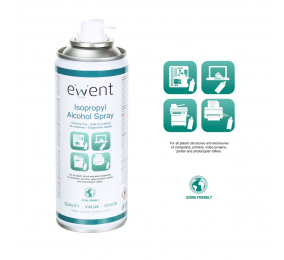 Spray Álcool Isopropílico 70% Ewent EW5613 200ml