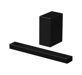 Soundbar LG SPD7Y 3.1.2 Canais 380W High Res Audio Wireless com Meridian, Dolby Atmos, DTS:X