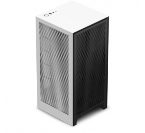Caixa Mini-ITX NZXT H1 Branca + PSU 650W SFX-L 80Plus Gold + AIO Liquid Cooler