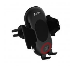 Carregador Devia Smart Infrared Sensor Wireless Charger Car