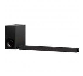 Soundbar Sony HT-ZF9 Dolby Atmos/DTS:X 3.1 400W Wireless Preta