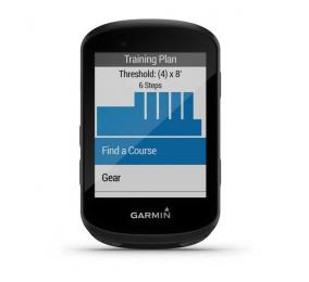 GPS Ciclismo Garming Edge 530